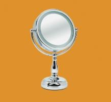 Sunbeam ® Lighted Tabletop Mirror