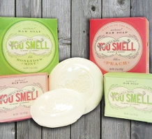 You Smell... Bar Soap