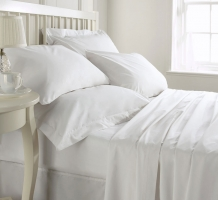 T250 White Elegance Sheets