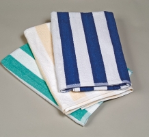 Cabana Stripe Pool Towel