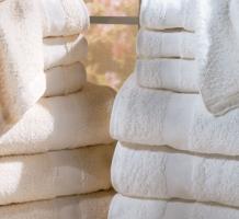 Cam 86 Towel - White or Ecru