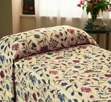 Home Terrace Bedspread