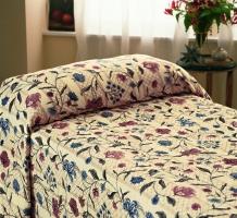 Home Terrace Bedspread