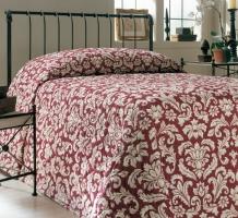 Vienna Chianti Bedspread