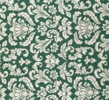 Vienna Forest Green Bedspread