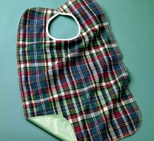 Plaidbex Bib with Barrier