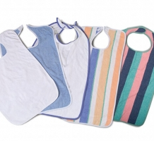 Terry Clothing Protectors Available