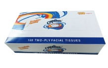 Deluxe 2-Ply Tissue