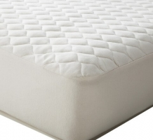 Quilted Mattress Pad Fitted