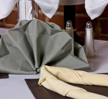 Beauti Damask Satin Band Table Linen